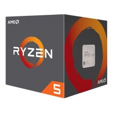 AMD RYZEN 5 2400G Quad-Core 3.6 GHz (3.9 GHz Turbo) Socket AM4