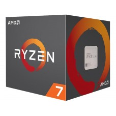 AMD RYZEN 7 2700X 8-Core 3.7 GHz (4.3 GHz Max Boost) Socket AM4 105W