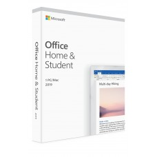 MS Office Home & Student 2019 1 User