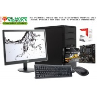 PC Package No. 1 - AMD Entry level Package