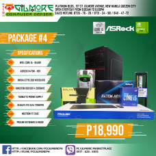 PC Package #4 - Intel Core i5 10400F
