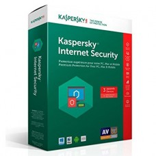 Kaspersky Internet Security 2019 3 Device / 1 Year Subscription