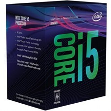 Intel® Core™ i5-8400 Processor (9M Cache, up to 4.00 GHz)