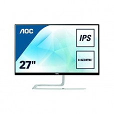 "AOC I2781FH 27"" Black & Silver IPS Ultra Slim"