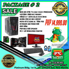 PC Package 2 - AMD A10 9700