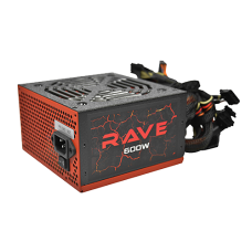 Aerocool Rave 600w 80+ Bronze Power Supply