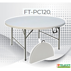 Foldable Plastic Table FT-PC120
