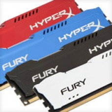 Kingston HyperX FURY 4GB 1866MHz DDR3 Memory