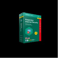 Kaspersky Internet Security 2019 5 Device / 1 Year Subscription