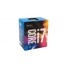 Intel® Core™ i7-7700 Processor (8M Cache, 3.60 GHz) Kaby lake