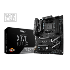 MSI X370 SLI PLUS AM4 SOCKET