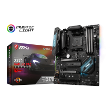 MSI X370 GAMING PRO CARBON AM4 SOCKET
