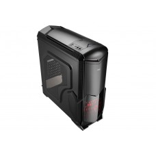 Aerocool Cruisestar Black Mid Tower Casing