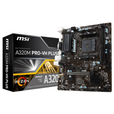 MSI A320M Pro VH Plus Motherboard
