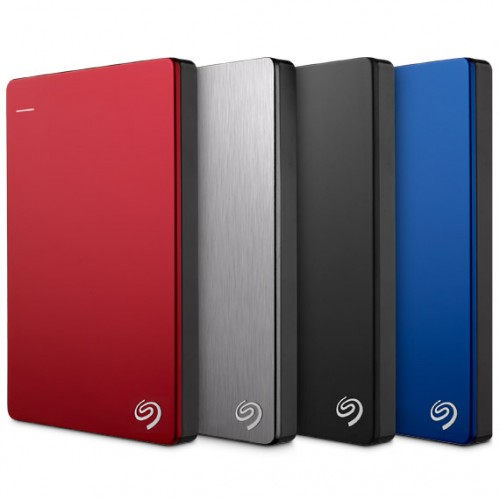 Seagate Backup Plus Slim 2TB USB 3.0 Portable External Hard Drive