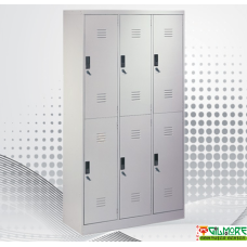 Steel Locker SFC-G104 6 Door