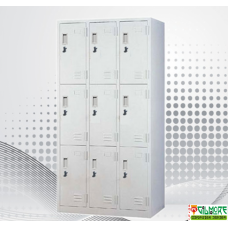 Steel Locker SFC-G106 9 Door