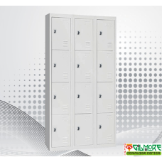 Steel Locker SFC-G108 12 Door