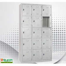 Steel Locker SFC-G110 15 Doors