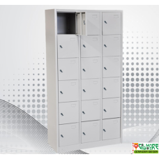 Steel Locker SFC-G112 18 Doors