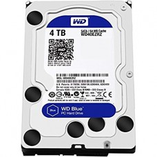"Western Digital Blue 4TB 7200rpm 3.5"" Hard Disk Drive"
