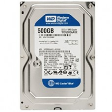 Western Digital Blue 500GB Desktop Hard Disk Drive