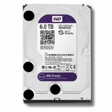 Western Digital Purple 6TB Surveillance Hard Disk Drive