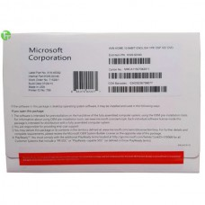 MS Windows 10 Home 64 bit OEM