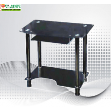 Computer Table YT-508 Glass Top